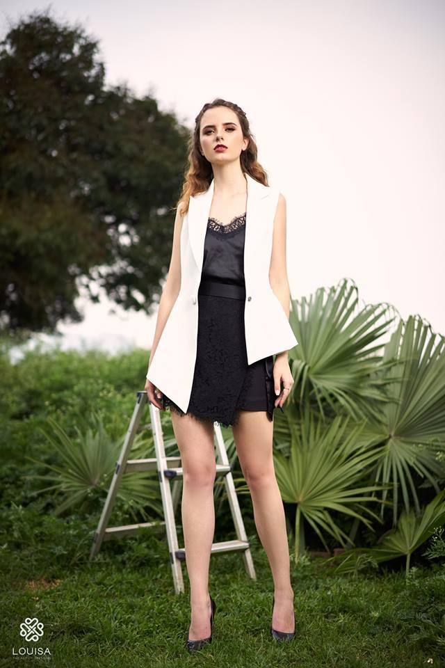 Anne Swift Skirt
