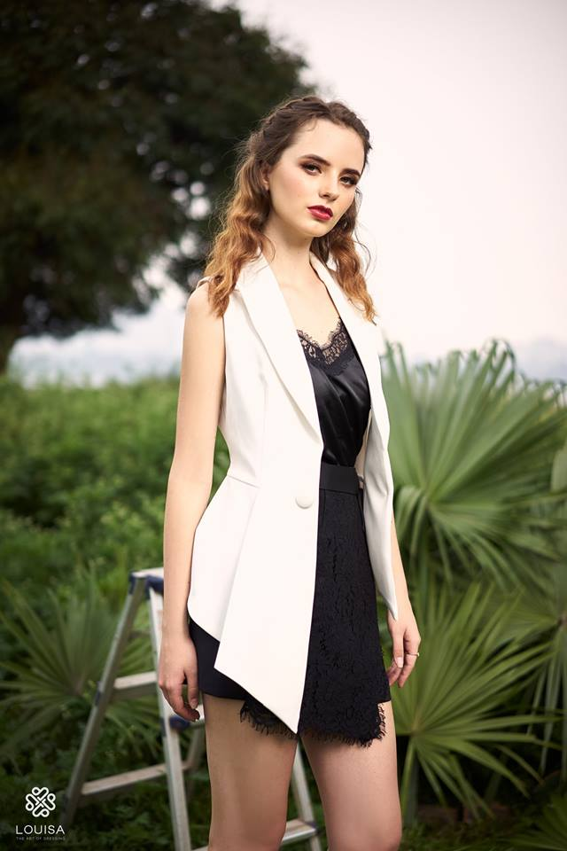 Anna Swift Vest