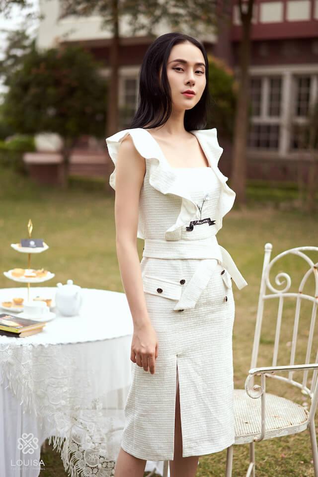 Petiela Dress