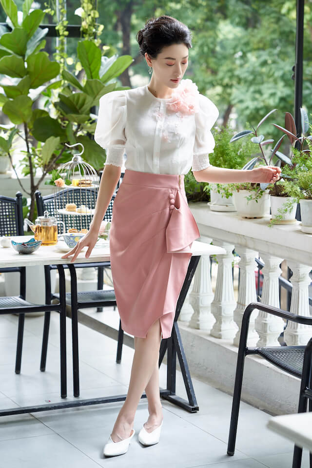 James Galway Skirt