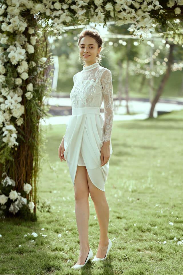 Italian Prom Short Dress