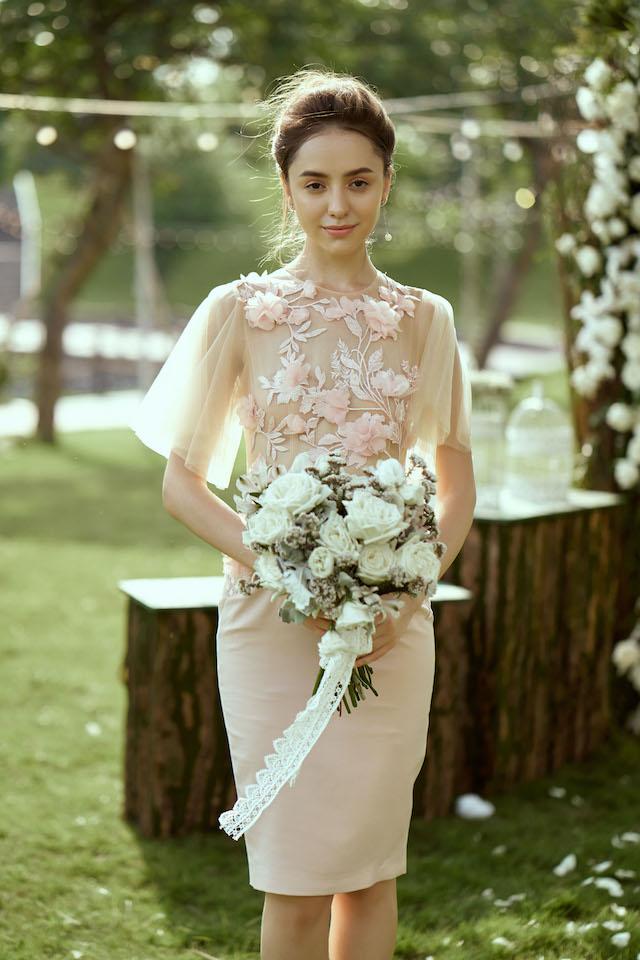 Sarangne Dress