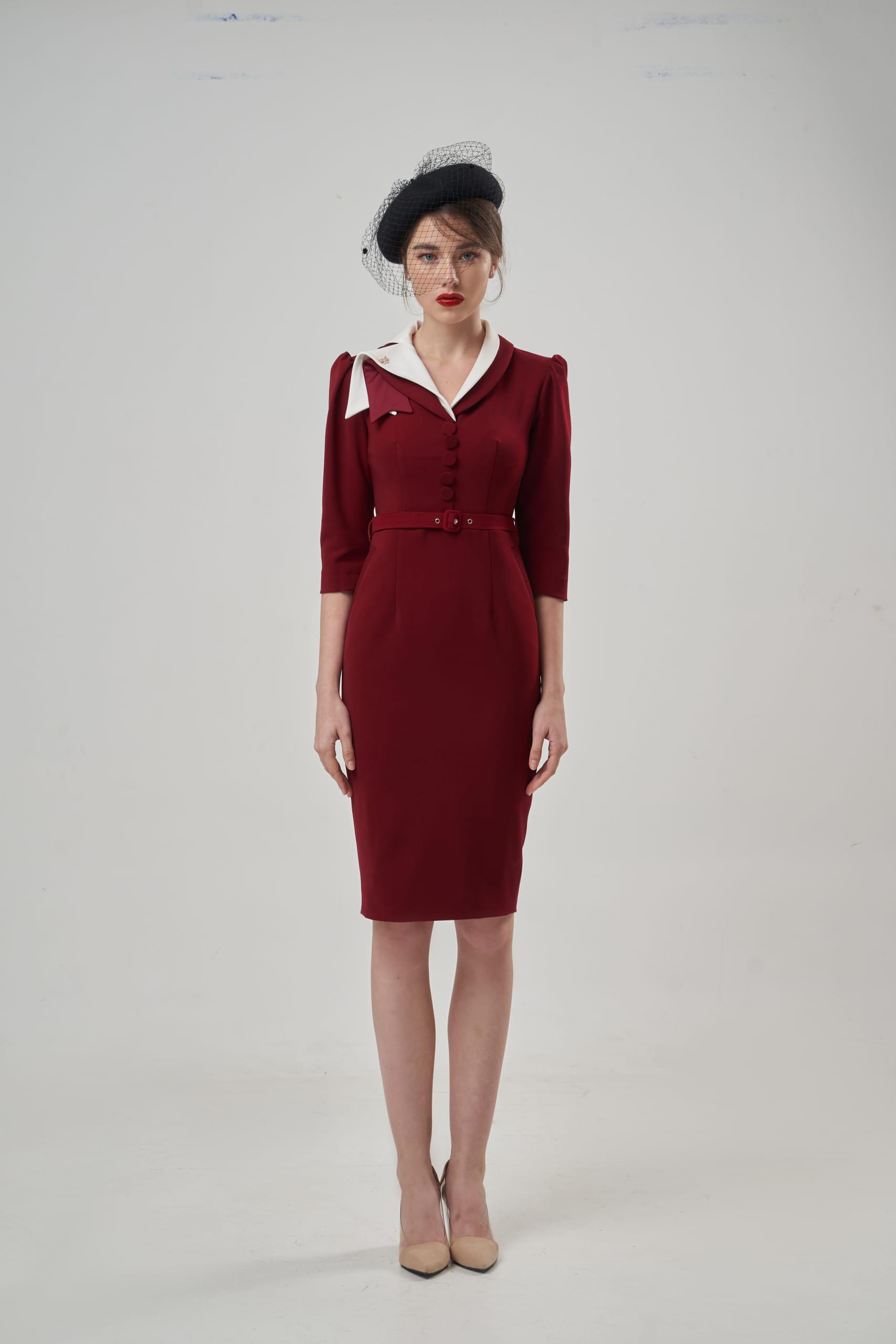Margeritta Dress