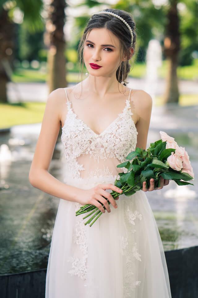 Swanie White Dress