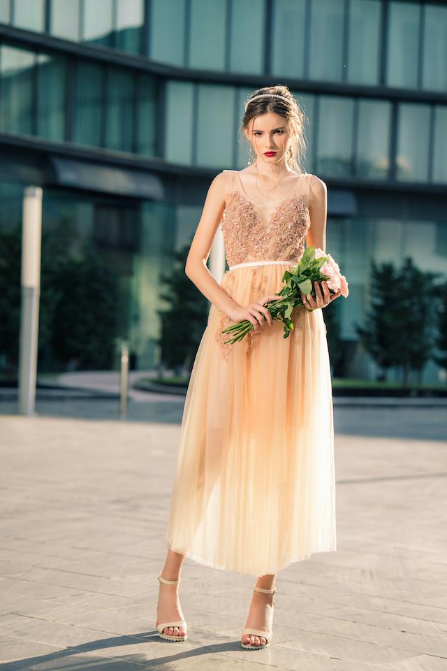 Catherine Long Dress