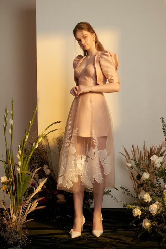 Paula Rose Dress