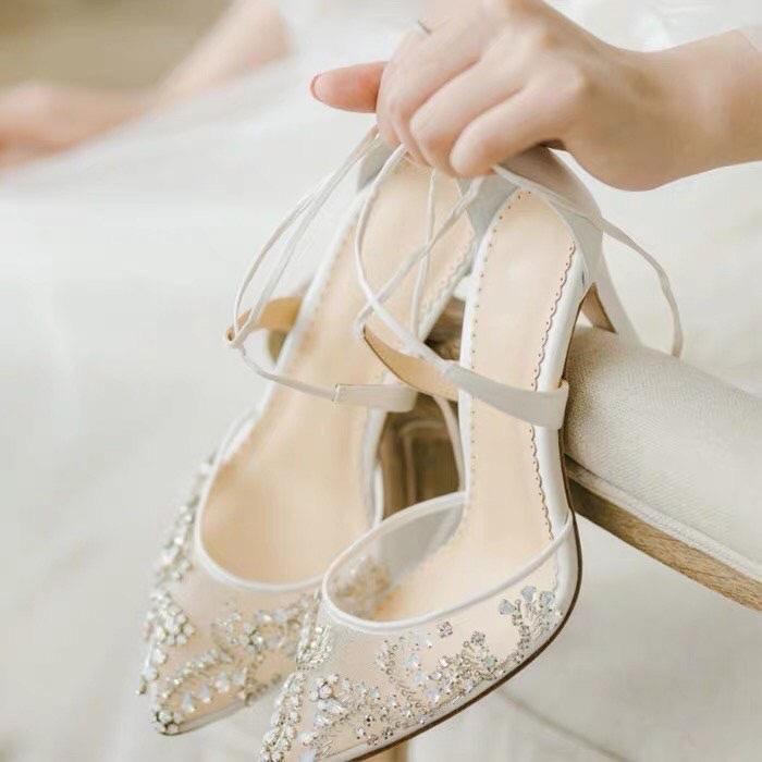 Giày Crystal