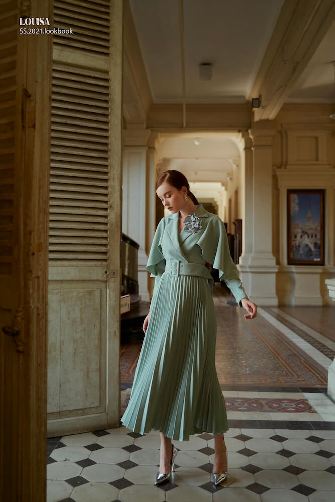 Antalica Dress