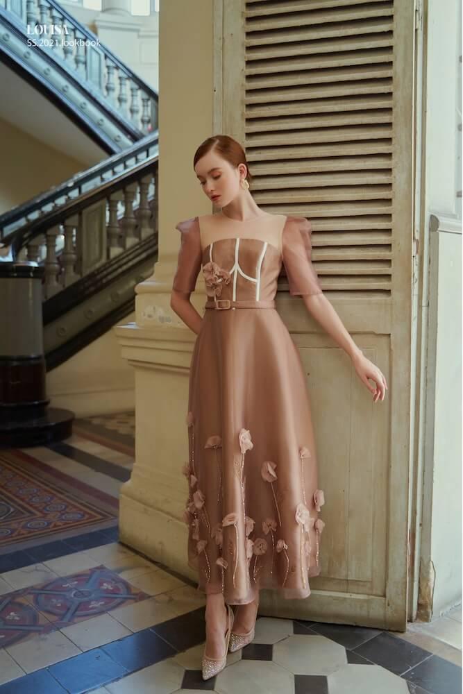 Swiss Bella Dress