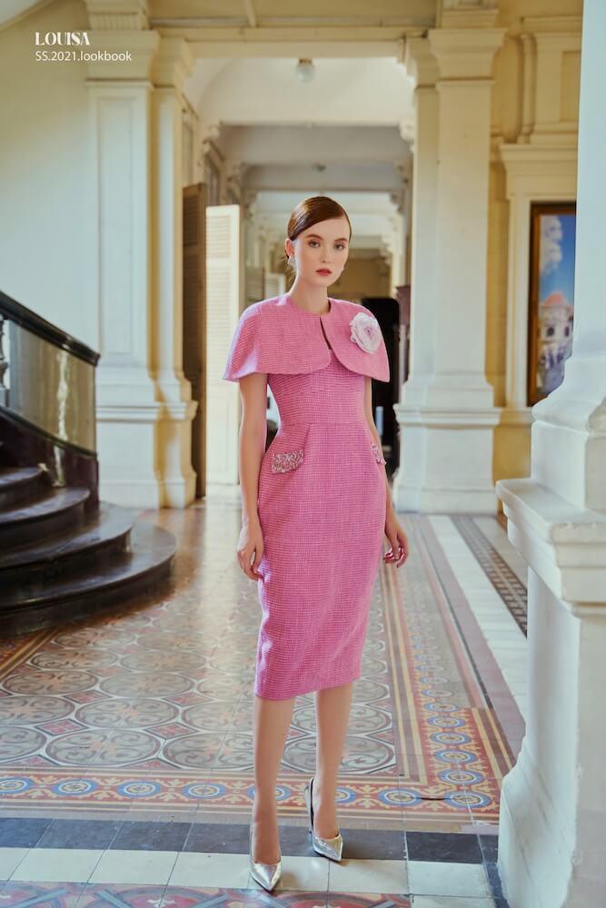 Paolo Vento 1 Dress